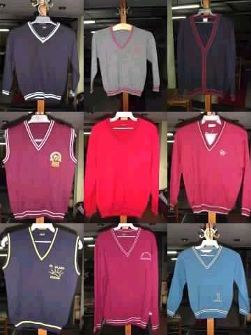 Sweaters Colegiales 1