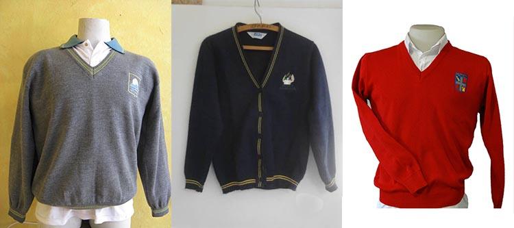Sweaters Colegiales 3