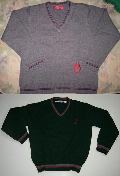 Sweaters Colegiales 4